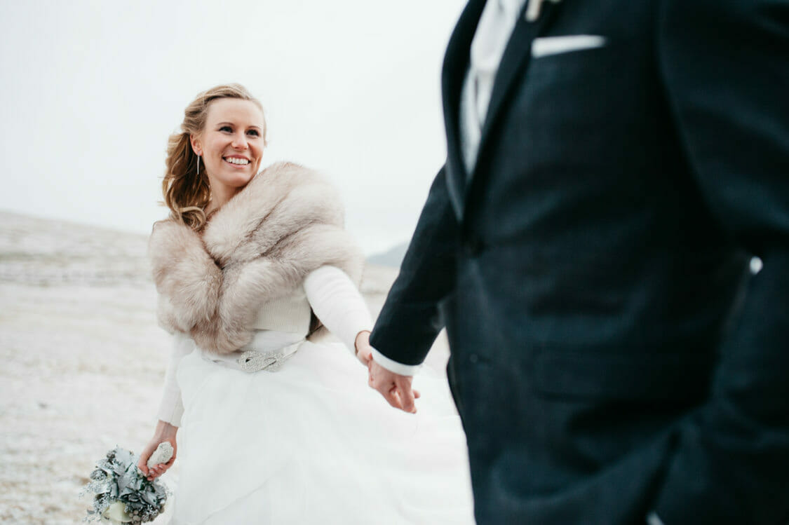 After Wedding Shoot auf der Teichalm nahe Graz