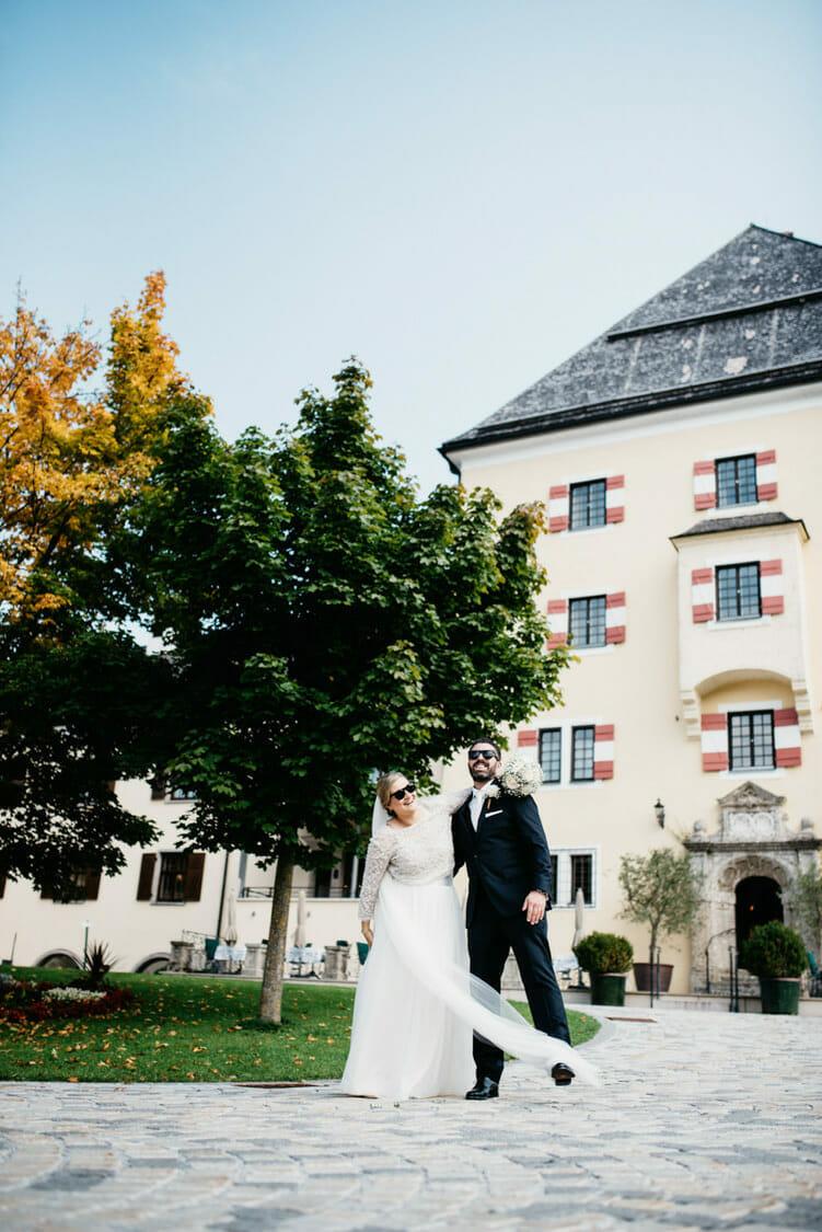 Hochzeit Schloss Fuschl Fuschlsee Salzburg 38