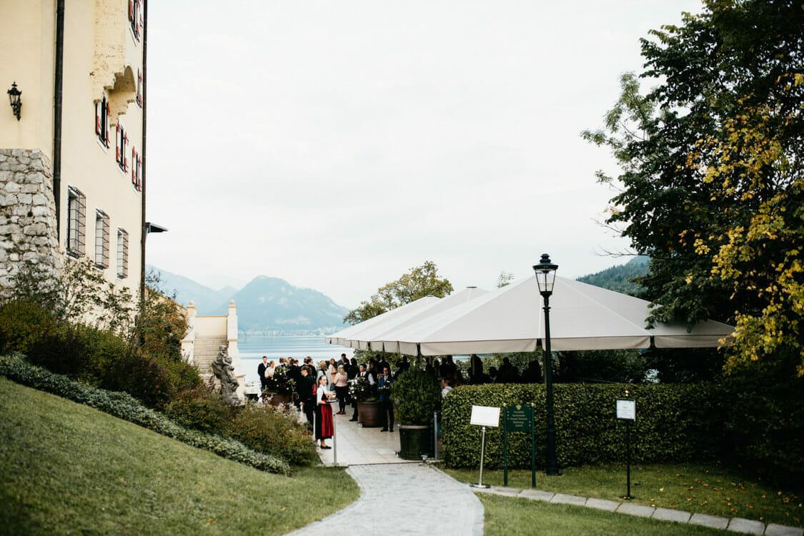 Hochzeit Schloss Fuschl Fuschlsee Salzburg 60