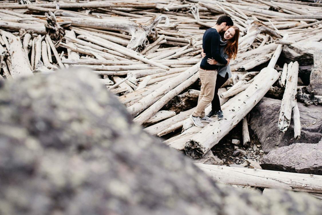 Engagement Session Moraine Lake Canada 002