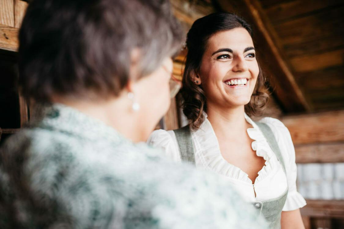 Hochzeitsfotograf Salzburg Abtenau Sonnleitn Bauernhof Tracht Lederhose Dirndl 022