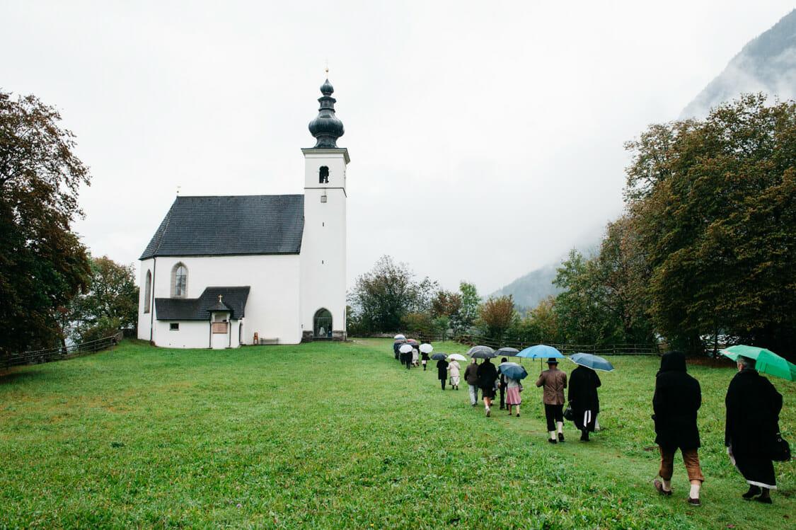 Hochzeitsfotograf Salzburg Abtenau Sonnleitn Bauernhof Tracht Lederhose Dirndl 025