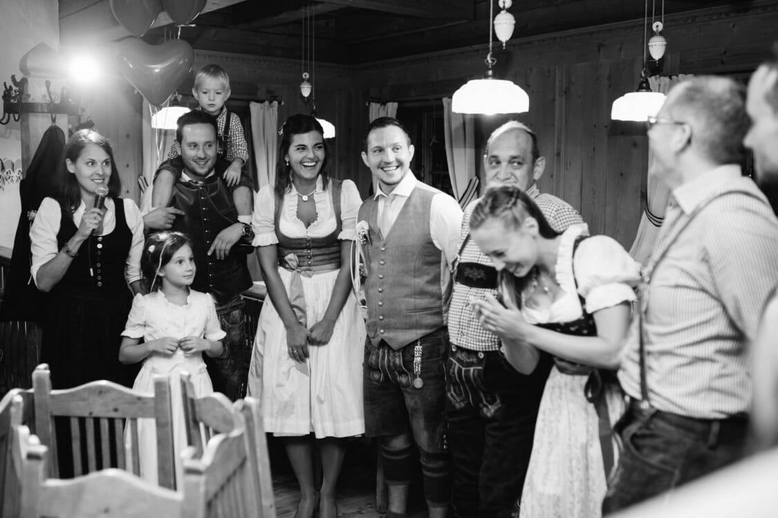 Hochzeitsfotograf Salzburg Abtenau Sonnleitn Bauernhof Tracht Lederhose Dirndl 066