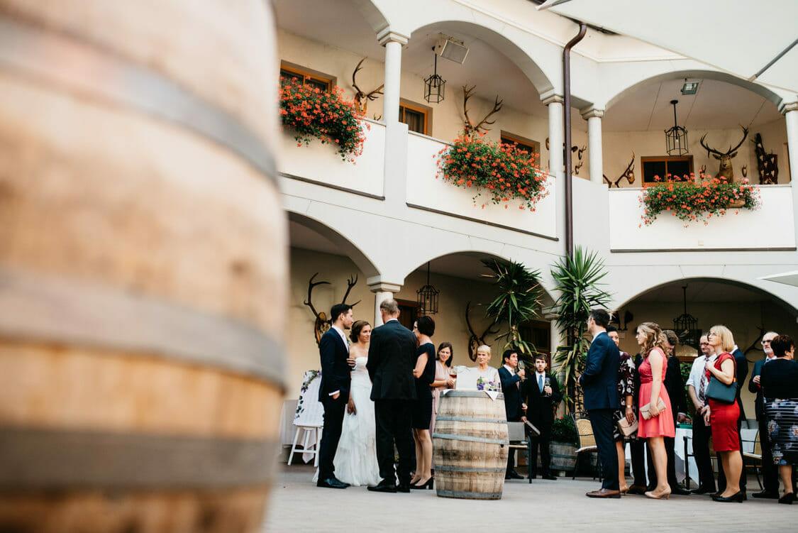 Hochzeit Weinschloss Thaller Pavillon 33