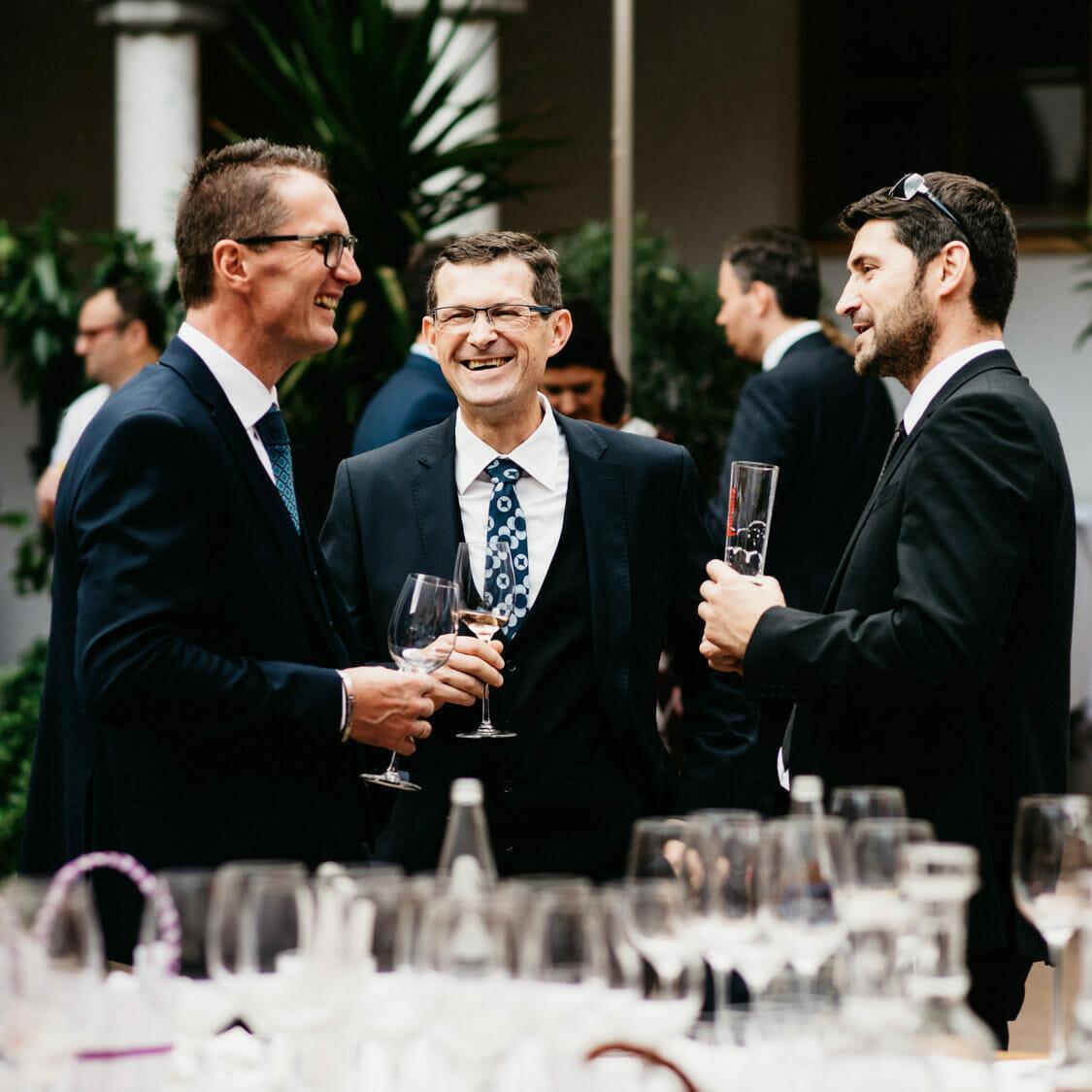Hochzeit Weinschloss Thaller Pavillon 40
