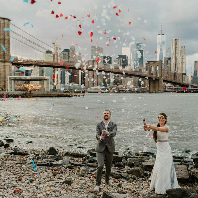 Portrait Tom Schuller Manhatten Wedding